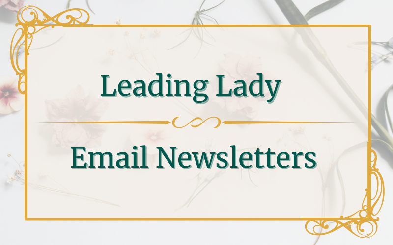 eading Lady Email Newsletters